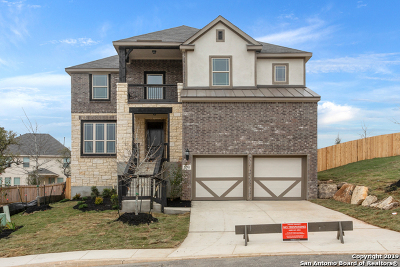 Boerne Single Family Home Back on Market: 27911 Caymus Cove