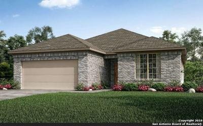 Bexar County Single Family Home Price Change: 7811 Harvest Bay