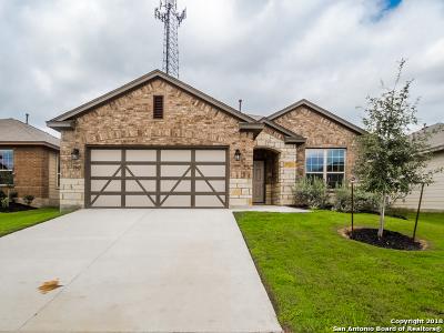 Bexar County Single Family Home Price Change: 7807 Harvest Bay