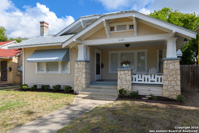 Single Family Home For Sale: 609 W Summit Ave