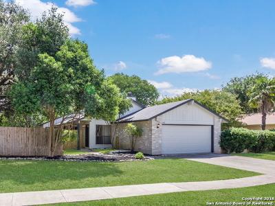 San Antonio Single Family Home Back on Market: 8642 Westgrove Dr