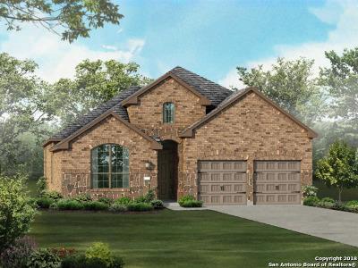 Bulverde Single Family Home Price Change: 3094 Blenheim