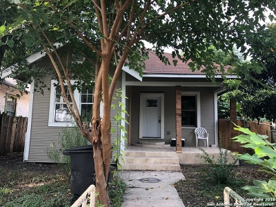 Single Family Home For Sale: 1024 Dawson St