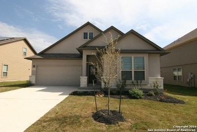 Schertz Single Family Home New: 5256 Forest Oak
