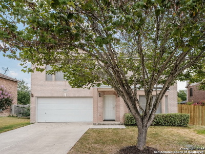 Schertz Single Family Home New: 2924 White Pine Dr