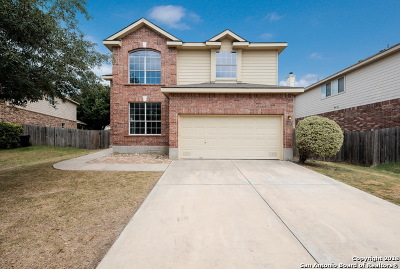 Cibolo Single Family Home Back on Market: 104 Falcon Crossing
