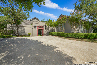 San Antonio Single Family Home New: 19602 La Sierra Blvd