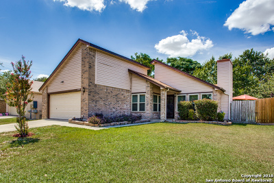Schertz Single Family Home Back on Market: 1101 Mossy Ln