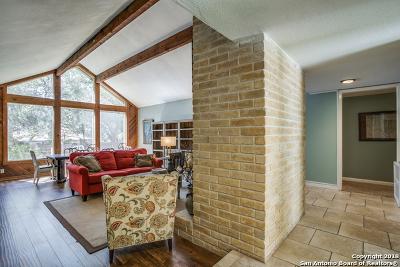 San Antonio Single Family Home Back on Market: 16306 Quail Path St