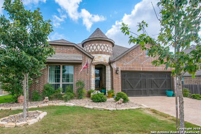 New Braunfels Single Family Home Back on Market: 504 Mission Hill Run