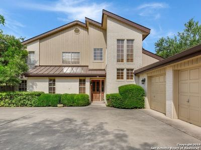 San Antonio Single Family Home New: 78 Granburg Circle