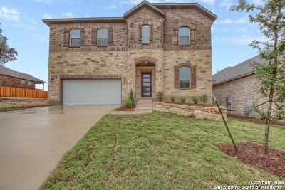 San Antonio Single Family Home Price Change: 28911 Oldlyme Way