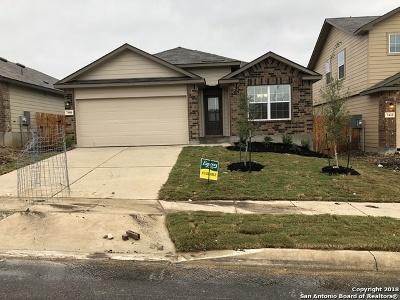 Single Family Home For Sale: 7406 Equinox Corner