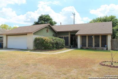 Single Family Home New: 5615 Misty Glen