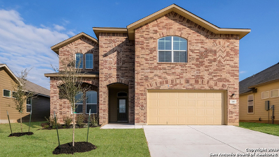 Cibolo Single Family Home Price Change: 208 Red River