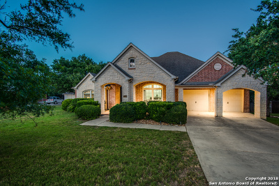 Boerne Single Family Home New: 28108 Copperleaf