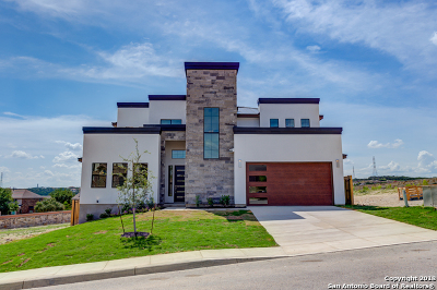 San Antonio Single Family Home New: 16011 Villa Basilica