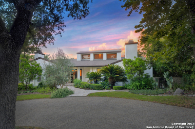 Terrell Hills Single Family Home New: 117 Canterbury Hill St