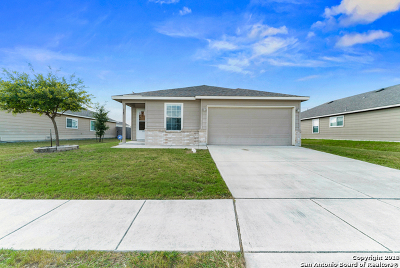 Selma Single Family Home New: 328 Lonestar Gait