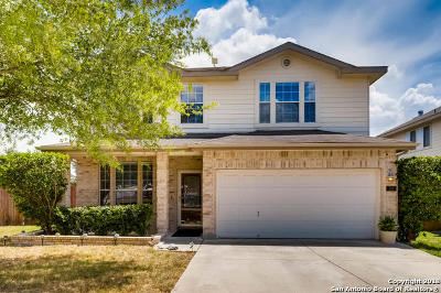 Cibolo Single Family Home Active Option: 329 Lancer Hill