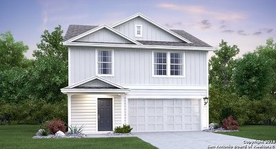 Converse Single Family Home New: 4922 Everett Loop