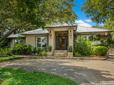 San Antonio Single Family Home New: 417 E Mandalay Drive