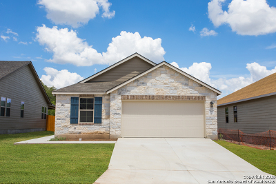 Bexar County Single Family Home New: 2042 Oedipus