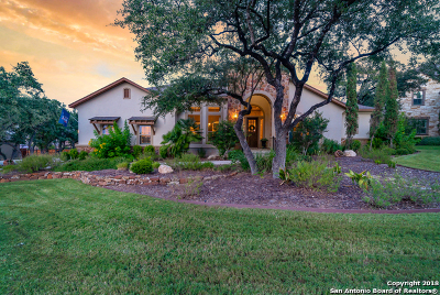 San Antonio Single Family Home New: 27706 Cascabel Ln
