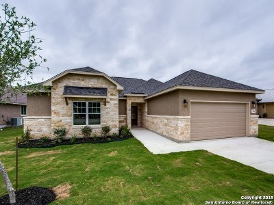 Floresville TX Single Family Home New: $274,400