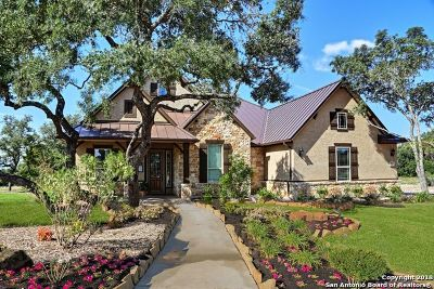 New Braunfels Single Family Home For Sale: 5715 High Forest Dr