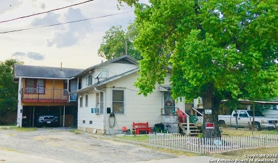 San Antonio Multi Family Home Back on Market: 1111 Linares St