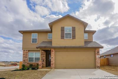 Cibolo Single Family Home New: 404 Salt Fork