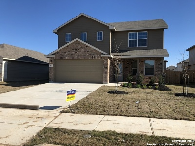 Cibolo TX Single Family Home Back on Market: $257,500