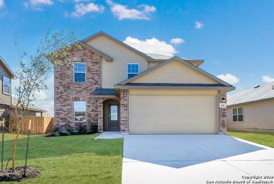 Cibolo Single Family Home New: 416 Salt Fork