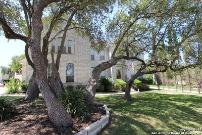 San Antonio Single Family Home New: 22511 Banister