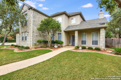 San Antonio Single Family Home New: 18403 Emerald Oaks Dr