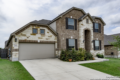 San Antonio Single Family Home New: 12910 Gypsophila
