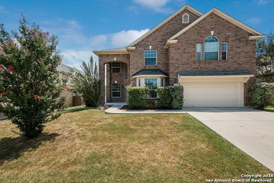 Cibolo Single Family Home New: 233 Royal Troon Dr