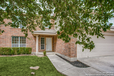 San Antonio Single Family Home Back on Market: 4327 Granite Shls