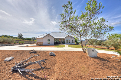 Spring Branch Single Family Home New: 291 Muse Dr