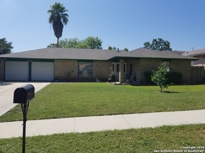 San Antonio TX Single Family Home New: $175,000