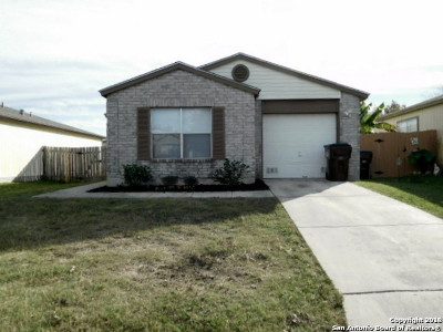 Single Family Home New: 6130 Candletree