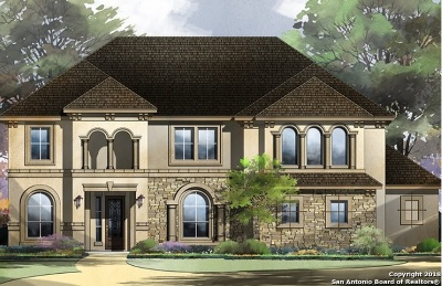 San Antonio Single Family Home New: 24115 Vecchio
