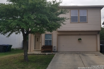Single Family Home For Sale: 4607 Texas River