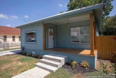 San Antonio Single Family Home New: 135 E Lambert St