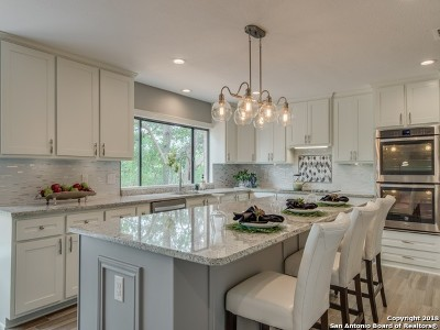 San Antonio Single Family Home New: 1011 Sutters Rim