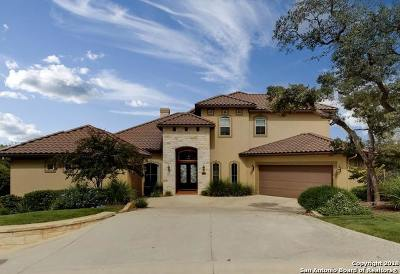 San Antonio Single Family Home New: 23618 Messina Canyon