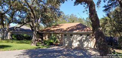 San Antonio Single Family Home Back on Market: 7927 Creek Trail St