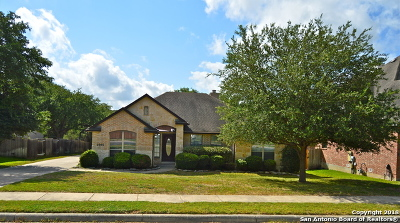 San Antonio Single Family Home New: 2006 Three Forks