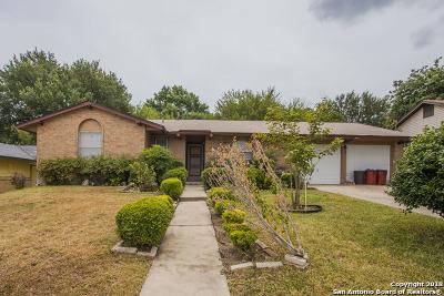 Live Oak Single Family Home Price Change: 7538 Wishing Oaks St